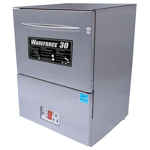 Wareforce High Temperature Sanitizing Undercounter Dishwasher UH30-E