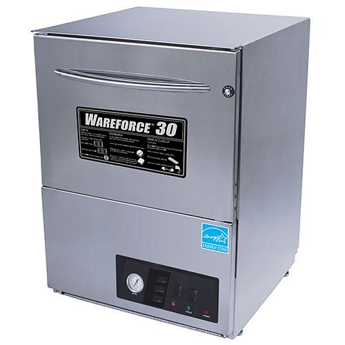 Wareforce Chemical Sanitizing Undercounter Dishwasher UL-30