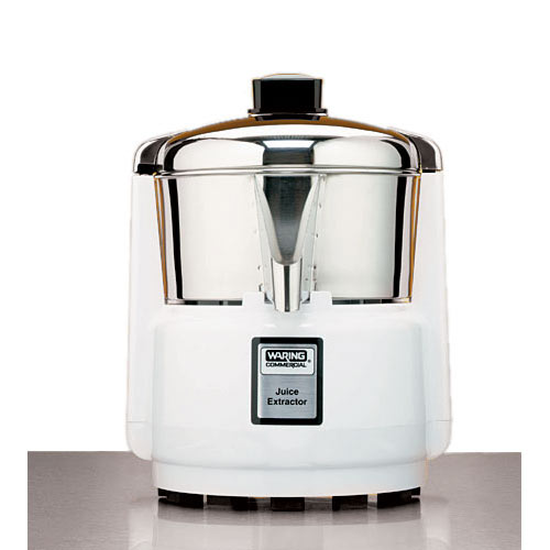 Waring S/S Heavy-Duty Commerical Juice Extractor 6001C