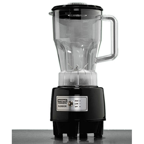 Waring Food Blender - Half Gallon - Heavy Duty HGB140