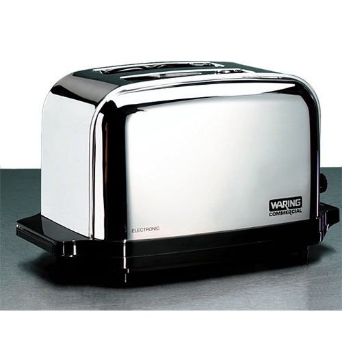 Waring Pop Up Toaster Light Duty - 2 Slices WCT702