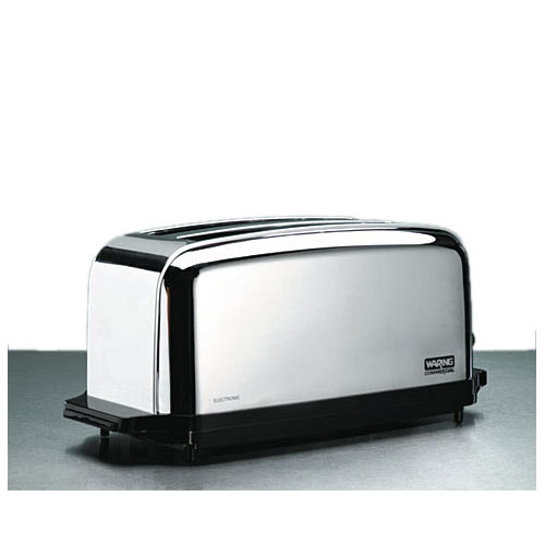 Waring Pop Up Toaster Light Duty - 4 Slices (2 long slots) WCT704