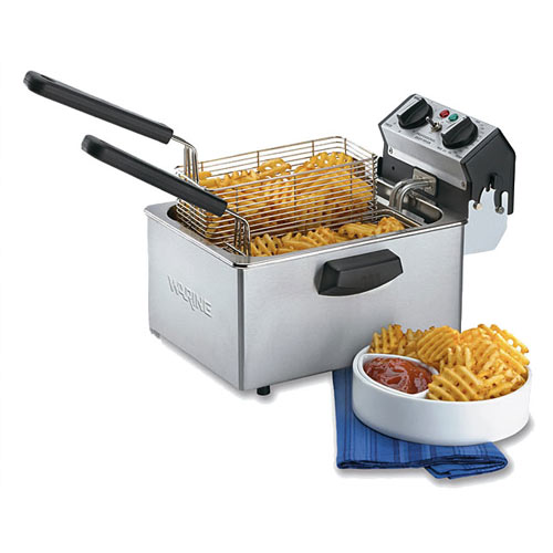 Waring Countertop Electric Fryer WDF75RC