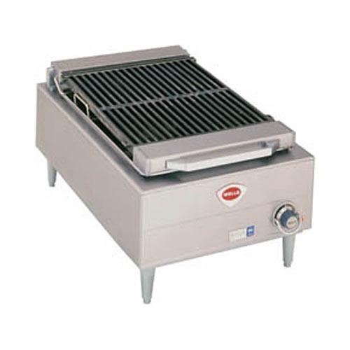 Countertop Broiler : Buy Wells B-44 Electric Countertop CharBroiler - 20