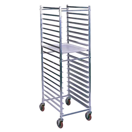 Win-Holt Heavy Duty Knock-Down Pan Rack - 20 Pans AL-1820BKD/HD
