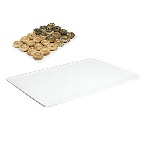 "Win-Holt Plastic Bagel Board - 18"" x 26"" BB1826"