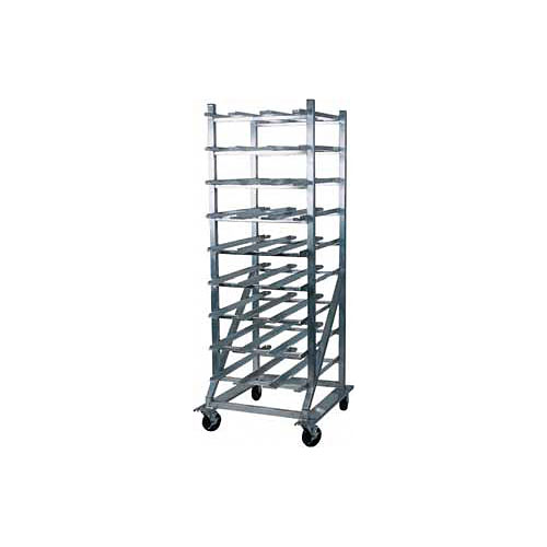 Win-Holt Mobile Can Dispensing Rack CR-162M