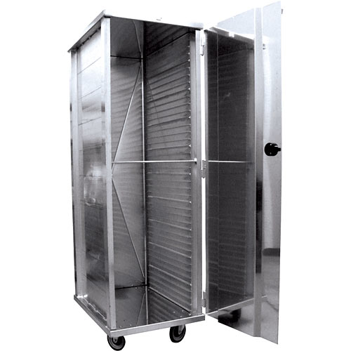 Win-Holt Enclosed Mobile Transport Cabinet - 40 Pan EC1840-C
