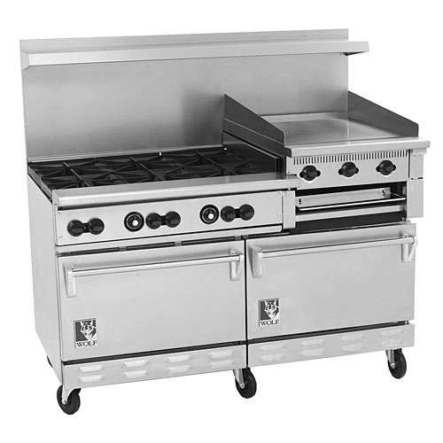 Gas Stovetop | Cooktops | Sub-Zero  Wolf Appliances