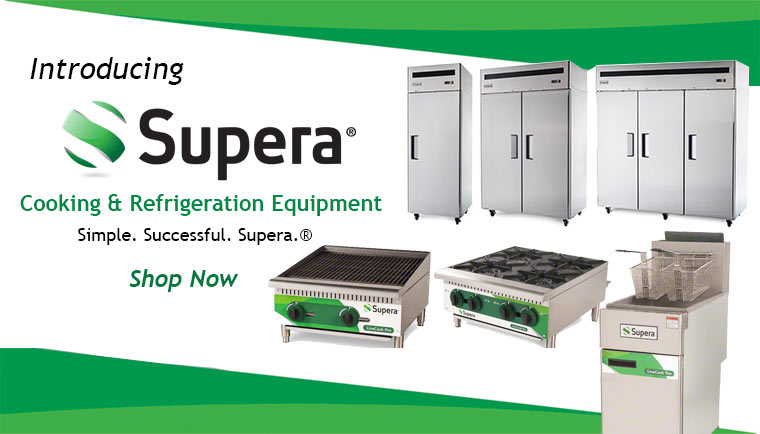 Supera Cooking and Refrigeration Equipment