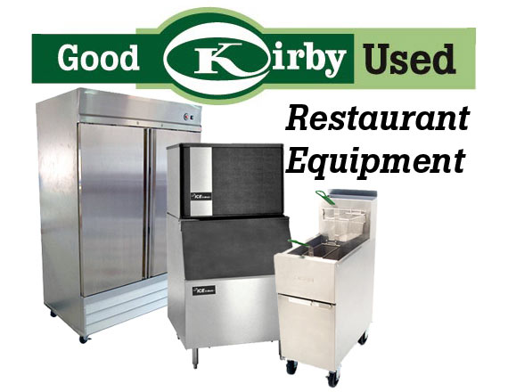 Used Restaurant Equipment At Kirby